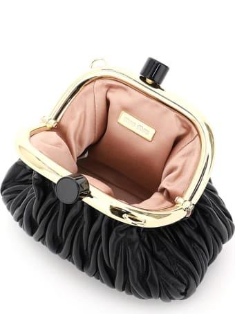 Miu Miu Miu Belle Nappa Mini Bag Matelasse
