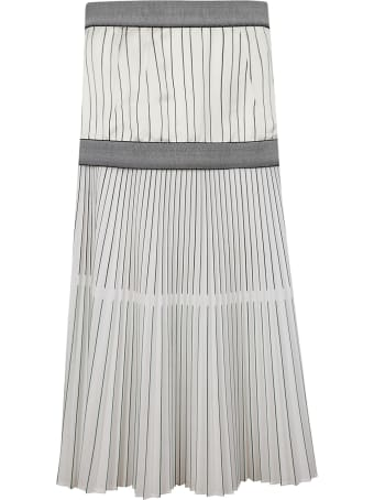 SportMax Striped Skirt