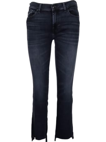 7 For All Mankind Ankle Boot Jeans