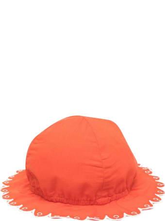Stella McCartney Orange Hat
