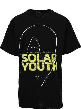 """Raf Simons """"solar Youth"""" T-shirt"""