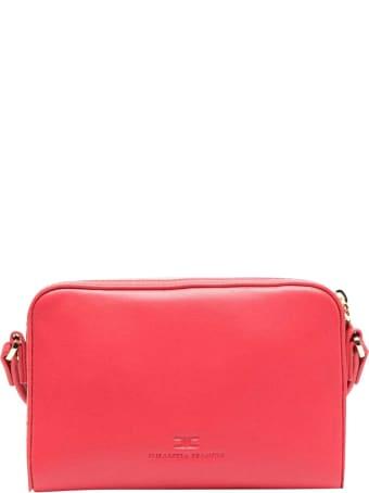 Elisabetta Franchi La Mia Bambina Red Bag