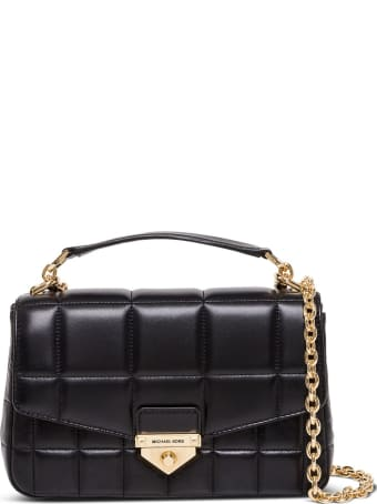 Michael Kors Soho Crossbody Bag In Quilted Leather