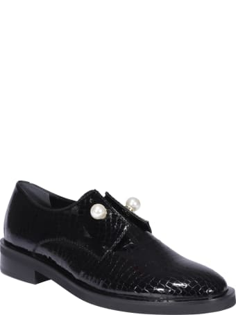 Coliac Ginevra Laced Up Shoes