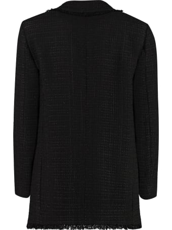 Boutique Moschino Tweed Jacket