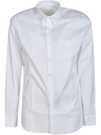 Prada Classic Logo Shirt