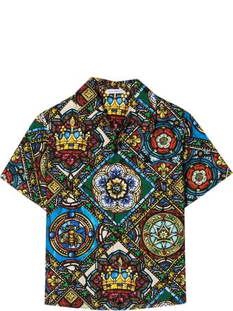 Dolce & Gabbana Multicolor Shirt