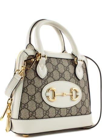 Gucci Gucci Horsebit 1955 Mini Top Handle Bag