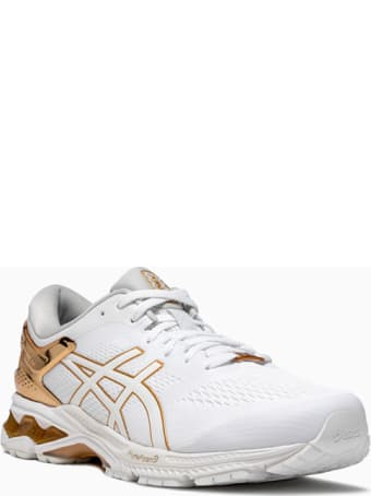 Asics Gel Kayano 26 Platinum Sneakers 1011a872