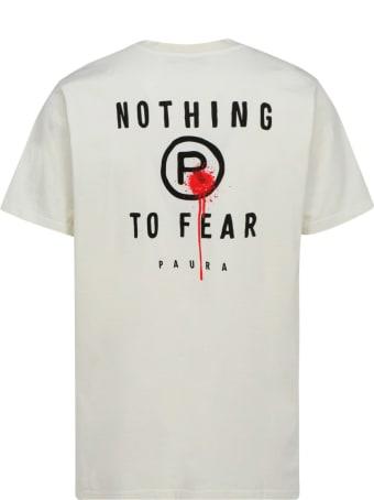 Nothing to Fear Danilo Paura T-shirt