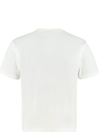 Nanushka Reece Cotton Crew-neck T-shirt