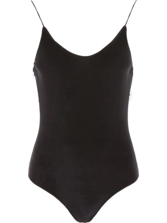 Oseree Swimsuit With Lace