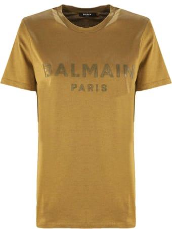 Balmain Hazel Cotton T-shirt