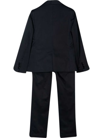 Paolo Pecora Two-piece Single-breasted Suit
