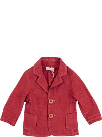 De Cavana Newborn Striped Jacket