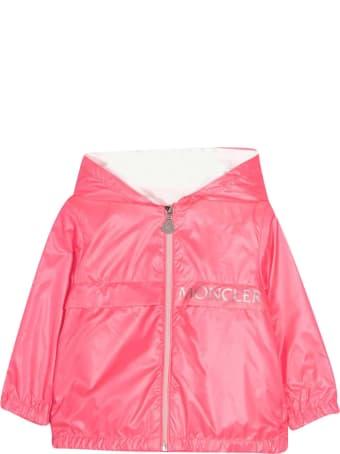 Moncler Pink Lightweight Jacket