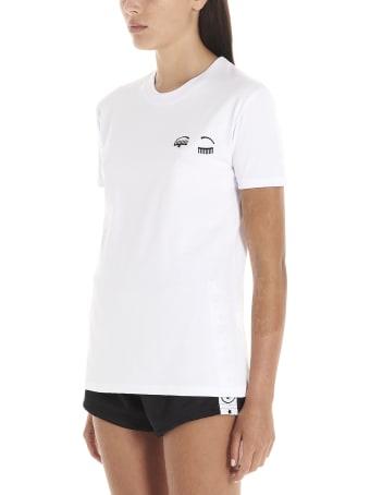 Chiara Ferragni 'flirting Eyes' T-shirt