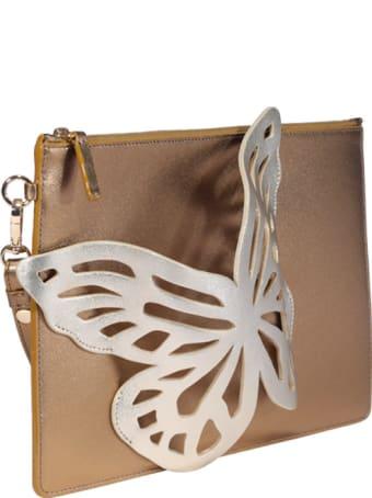 Sophia Webster Butterfly Flossy Pochette