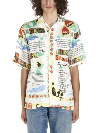 Martine Rose 'hawaiian' Shirt
