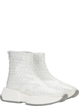 MM6 Maison Margiela Mm6 Sneaker High Pluriball