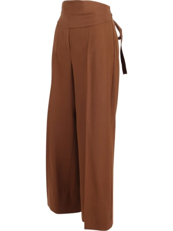 Max Mara 'albino' Wool Trousers