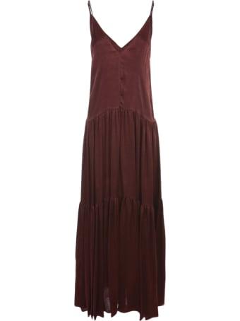 Forte_Forte Moiré  Satin Dress
