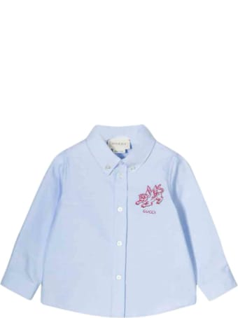 Gucci Shirt With Embroidery