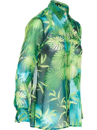 Versace 'jungle' Shirt