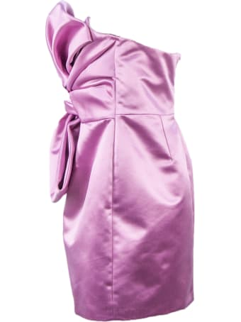 Giuseppe di Morabito Sheath Dress In Pink Fabric