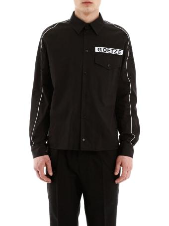 Goetze Vince Boxy Shirt