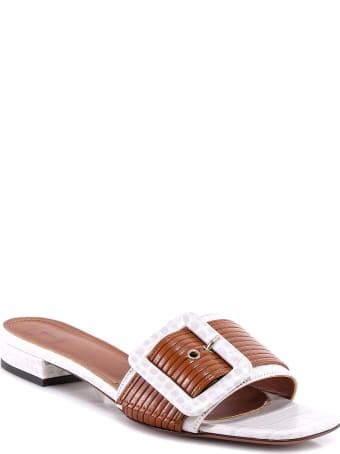 L'Autre Chose Flat Sandals