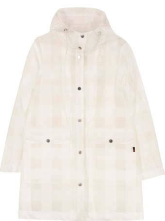 Woolrich Techno Fabric Raincoat