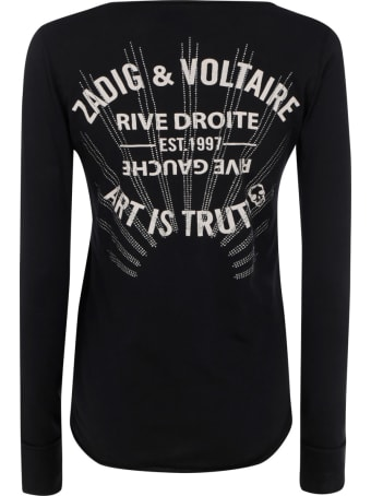 Zadig & Voltaire Zadig&voltaire Tunisien Knit