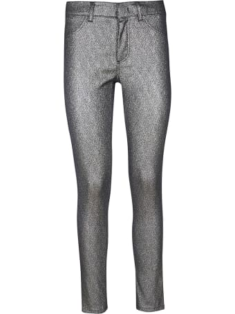 Dondup Skinny Fit Glossy Jeans