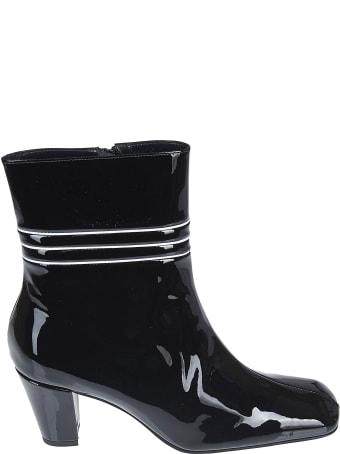 Dorateymur Varnished Ankle Boots