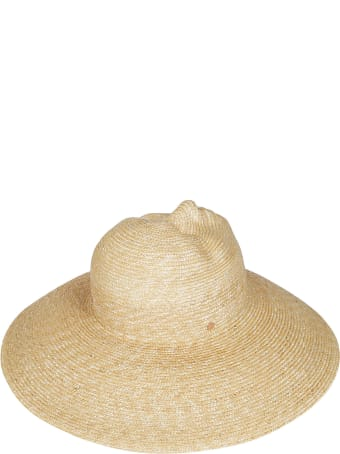 Flapper Natural Straw Hat