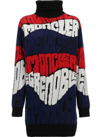 Moncler Grenoble Moncler Turtleneck Sweater