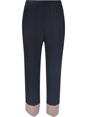 N.21 Contrast Trousers