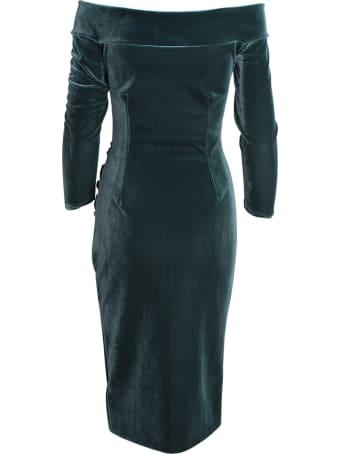 La Petit Robe Di Chiara Boni Le Petite Robe By Chiara Boni 'suzie' Polyester Dress