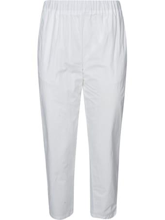 Erika Cavallini Ribbed Waist Trousers