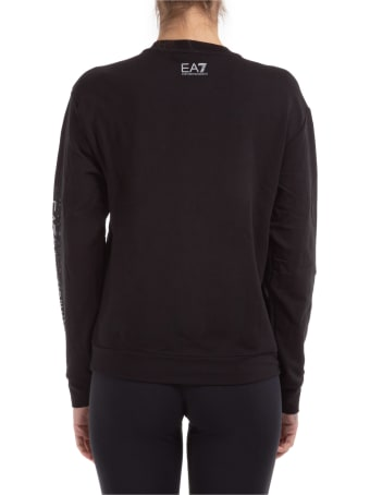 EA7 Emporio Armani Ea7 Karl Oui Zip-up Sweatshirt