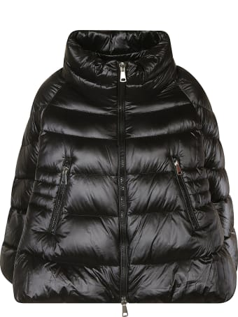 Ermanno Scervino Cropped Padded Jacket