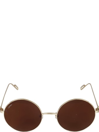 Cartier Eyewear Cartier Round Sunglasses CT0156S
