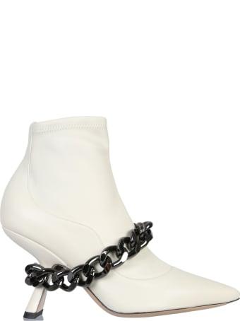Nicholas Kirkwood Lea Boots