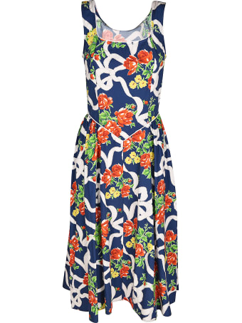 Batsheva Floral Dress