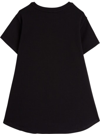 Givenchy Cotton T-shirt With Logo Embroidery
