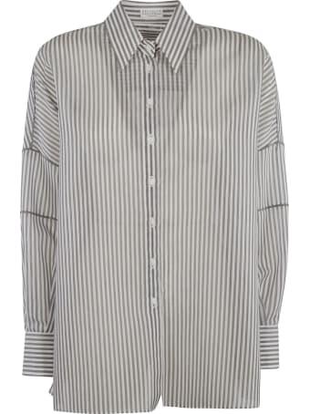 Brunello Cucinelli Stipe Shirt