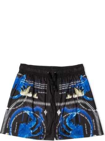 Marcelo Burlon Swimsuit With Print