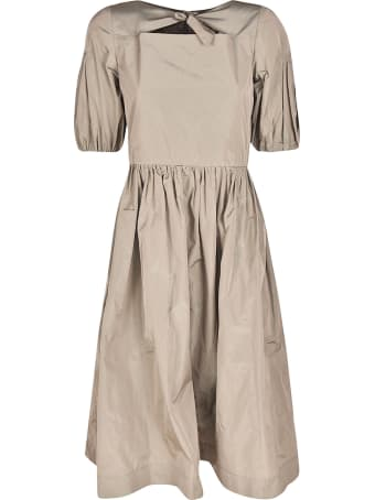 Molly Goddard Ruffled Dress