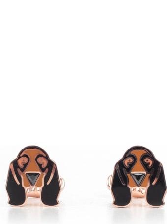 Paul Smith Cufflinks Dogface